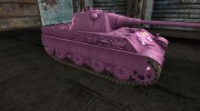Шкурка для Pink Panther II для World Of Tanks миниатюра 5