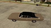 Dodge Charger R/T 1969 for GTA San Andreas miniature 2