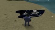 Dinghy GCU2000 for GTA Vice City miniature 1