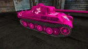 "Шкурка для PzKpfw V Panther ""The Pink Panther"" for World Of Tanks miniature 5"