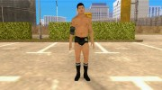 Smackdown Vs Raw 2011 Cody Rhodes for GTA San Andreas miniature 5
