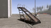 GTA V HVY Airtug (Low big stairs) (Tugstair) for GTA San Andreas miniature 1