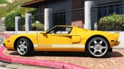 2005 Ford GT for GTA 5 miniature 14