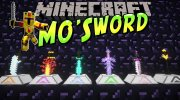 Mo'Swords Mod 1.12.2 for Minecraft miniature 1