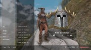 New Ancient Nord Armor for CBBE для TES V: Skyrim миниатюра 10