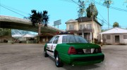 Ford Crown Victoria 2003 Police Interceptor VCPD для GTA San Andreas миниатюра 3