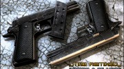 Colt 1911 inter anims для Counter-Strike Source миниатюра 1