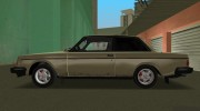 Volvo 242 Turbo Evolution for GTA Vice City miniature 5