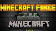 Minecraft forge 1.7.10 for Minecraft miniature 1