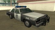 Ford LTD Crown Victoria 1987 Medford Special Police for GTA San Andreas miniature 2
