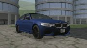 2018 BMW M5 (F90) for GTA San Andreas miniature 1