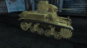 Шкурка для M3 Stuart for World Of Tanks miniature 5