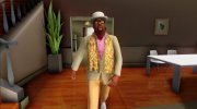 Big Smoke with Casino - Resort Outfit for GTA San Andreas miniature 1