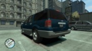 2006 Ford Expedition EL for GTA 4 miniature 3