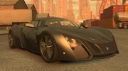 Marussia B2 2012 for GTA 4 miniature 1