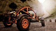 Ariel Nomad 2016 for GTA San Andreas miniature 4