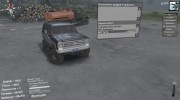 Chevy K5 Blazer 1975 for Spintires 2014 miniature 5