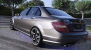 2014 Mercedes-Benz C63 AMG W204 1.0 for GTA 5 miniature 2
