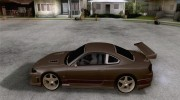 Nissan Silvia S15 JC2 Tuning for GTA San Andreas miniature 2