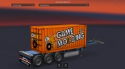 Mod GameModding trailer by Vexillum v.2.0 для Euro Truck Simulator 2 миниатюра 9