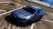 Mercedes-Benz E63 AMG Wagon for GTA 5 miniature 1