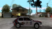 Lancia Delta S4 Martini Racing for GTA San Andreas miniature 5