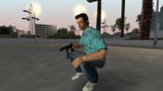 Machine Pistol из GTA V для GTA Vice City миниатюра 3