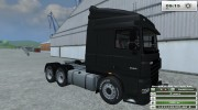 DAF XF 105 510 v 1.1 for Farming Simulator 2013 miniature 7