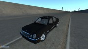 Mercedes-Benz E420 for BeamNG.Drive miniature 1