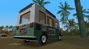 Chevrolet Forvard Control 20 Ice Cream for GTA Vice City miniature 4