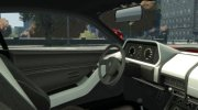 GTA V Turismo Classic With HQ Interior for GTA 4 miniature 3