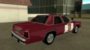 Ford LTD Crown Victoria 1991 Minnesota State Trooper for GTA San Andreas miniature 3