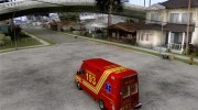 Iveco Daily UR Bombeiros SP for GTA San Andreas miniature 3
