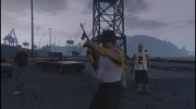 Thompson Tommy Gun 1921 for GTA 5 miniature 6