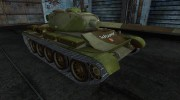 Т-44 daven for World Of Tanks miniature 5