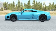 Noble M600 2009 for BeamNG.Drive miniature 2
