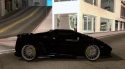 Lamborghini Gallardo for GTA San Andreas miniature 5