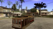 Tram for GTA San Andreas miniature 1