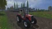 Massey Ferguson 698T для Farming Simulator 2015 миниатюра 2
