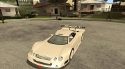Mercedes-Benz CLK GTR Race Car for GTA San Andreas miniature 1