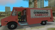 Chevrolet Step Van 30 1985 for GTA Vice City miniature 8