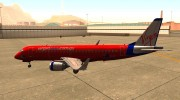 Embraer ERJ 190 Virgin Blue for GTA San Andreas miniature 2