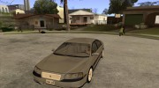 Volvo S80 1999 for GTA San Andreas miniature 1