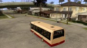 Ikarus Е91 for GTA San Andreas miniature 3