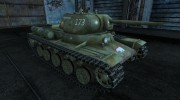 Шкурка для КВ-13 for World Of Tanks miniature 5