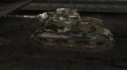 шкурка для T25 AT №25 for World Of Tanks miniature 2