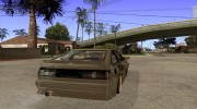 Toyota AE86 Levin for GTA San Andreas miniature 4