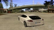 Porshe Panamera for GTA San Andreas miniature 3