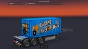 Mod GameModding trailer by Vexillum v.2.0 для Euro Truck Simulator 2 миниатюра 12