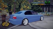 BMW M5 TUNED for GTA 3 miniature 6